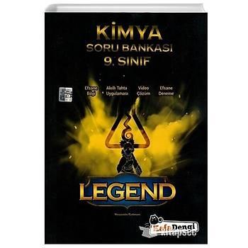 Kafa Dengi Yayýnlarý 9. Sýnýf Legend Kimya Soru Bankasý