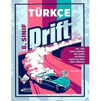 8. Sýnýf Türkçe Drift Serisi Son Viraj Yayýnlarý