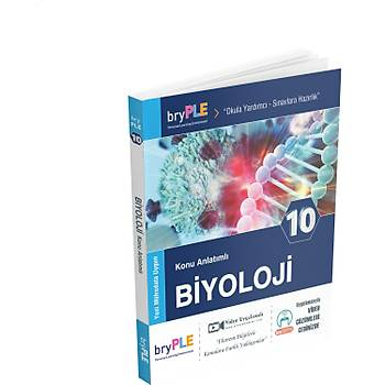 Birey PLE 10.Sýnýf Biyoloji Konu Anlatýmlý