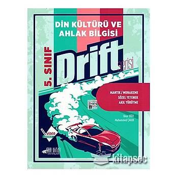 5. Sýnýf Din Kültürü ve Ahlak Bilgisi Drift Serisi Son Viraj Yayýnlarý