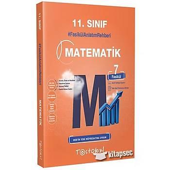 11. Sýnýf Matematik Fasikül Anlatým Rehberi Test Okul Yayýnlarý