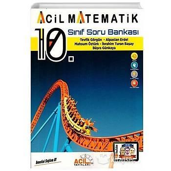 10. Sýnýf Acil Matematik Soru Bankasý Acil Yayýnlarý