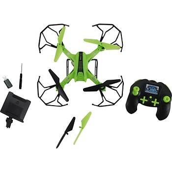 Sky Phantom DH861-X11YW Wifi + Kamera LED Iþýklý Drone