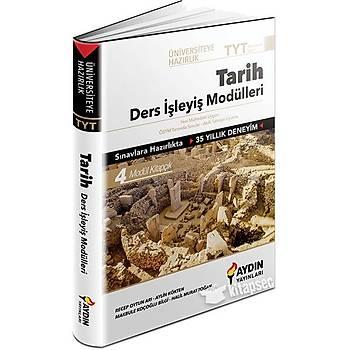 TYT Tarih Ders Ýþleyiþ Modülleri Aydýn Yayýnlarý