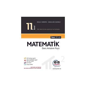 Eis Yayýnlarý 11. Sýnýf Matematik 2020