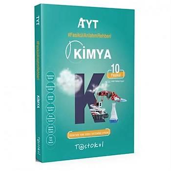 Test Okul Yayýnlarý AYT Kimya Fasikül Anlatým Rehberi