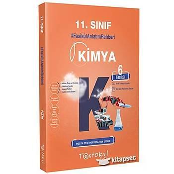 11. Sýnýf Kimya Fasikül Anlatým Rehberi Test Okul Yayýnlarý