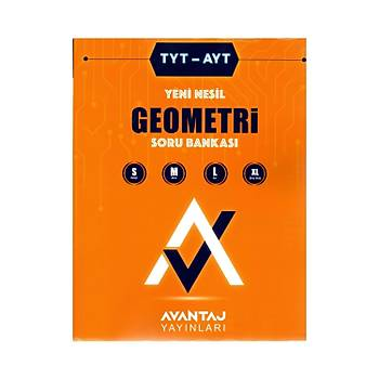 Avantaj Yayýnlarý TYT AYT Geometri Soru Bankasý
