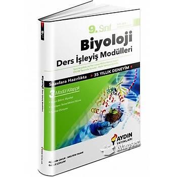 9. Sýnýf Biyoloji Ders Ýþleyiþ Modülleri Aydýn Yayýnlarý