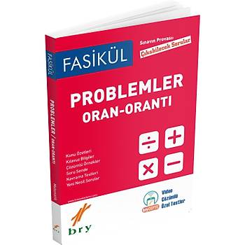 Birey Yayýnlarý Problemler Oran-Orantý
