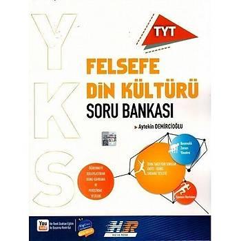 TYT Felsefe Din Kültürü Soru Bankasý Hýz ve Renk Yayýnlarý