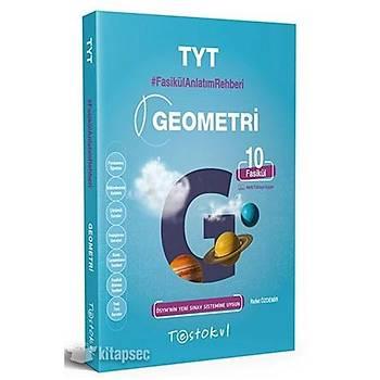 Test Okul Yayýnlarý TYT Geometri Fasikül Anlatým Rehberi