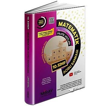 10. Sýnýf Matematik Soru Bankasý (Tamamý Video Çözümlü) Miray Yayýnlarý