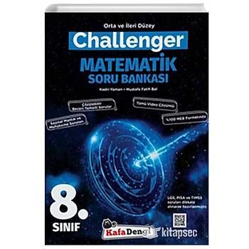 Kafa Dengi Yayýnlarý 8. Sýnýf Challenger Matematik Kafasý Soru Bankasý