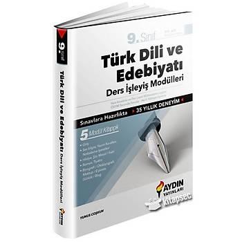 9. Sýnýf Türk Dili ve Edebiyatý Ders Ýþleyiþ Modülleri Aydýn Yayýnlarý