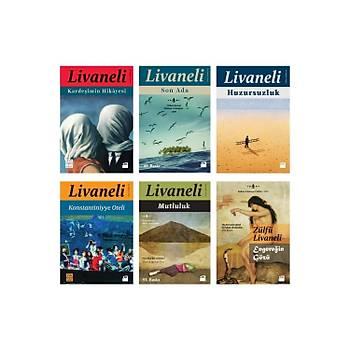 Zülfü Livaneli Seti 6 Kitap - Zülfü Livaneli