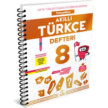 8. Sýnýf  Türkçe Defteri Arý Yayýnlarý