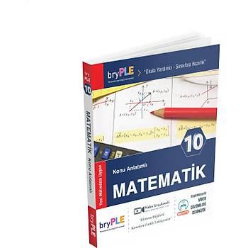 Birey PLE 10.Sýnýf Matematik Konu Anlatýmlý