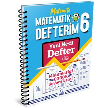 6. Sýnýf  Matematik Defteri Arý Yayýnlarý