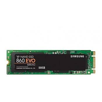 SAMSUNG 500GB 860 EVO M.2 SATA SSD (550/520MB/S) MZ-N6E500BW