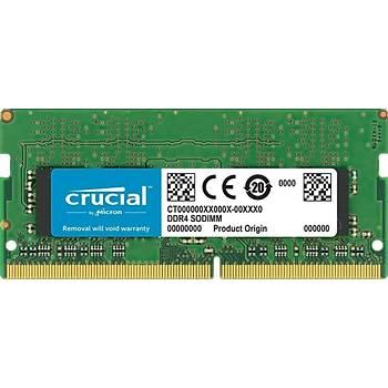 Crucial RAM BELLEK for MAC 8GB DDR4 2400MHz SODIMM CT8G4S24AM