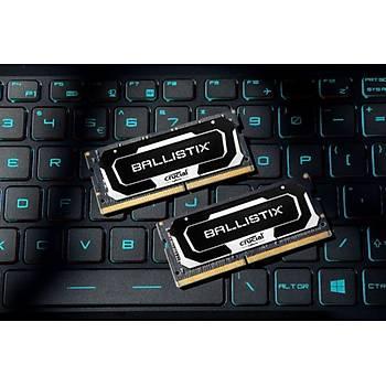 Ballistix BL2K16G32C16S4B 2x16GB Kit (32GB) DDR4 3200MHz SODIMM NOTEBOOK RAM BELLEK