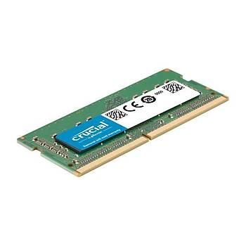 Crucial RAM BELLEK for MAC 8GB DDR4 2666MHz SODIMM CT8G4S266M
