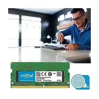 Crucial NTB CT16G4SFRA32A 16GB DDR4 3200MHz SODIMM CL22 RAM BELLEK