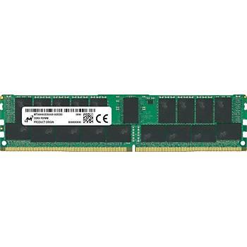 Micron Server RAM DDR4 RDIMM 8GB 1Rx8 3200 CL22 MTA9ASF1G72PZ-3G2J3