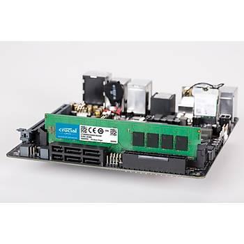Crucial CB16GU2666 16 GB DDR4 2666MHz UDIMM CL19 PC RAM BELLEK