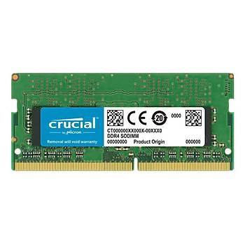 Crucial 8GB DDR4 2666MHz SODIMM NOTEBOOK RAM BELLEK CB8GS2666