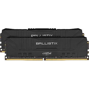 Crucial Ballistix BL2K8G36C16U4B 16 GB (2x8GB Kit) DDR4 3600 MHz PC RAM BELLEK CL16