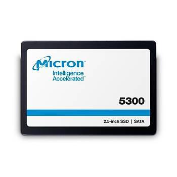 Micron 5300 PRO 3840GB SATA 2.5 Sunucu Server Datacenter SSD (MTFDDAK3T8TDS-1AW1ZABYY)