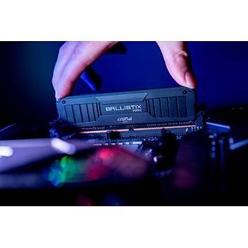 Crucial Ballistix MAX BLM2K8G40C18U4B 16 GB (2x8GB Kit) DDR4 4000MHz PC RAM BELLEK