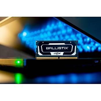 Ballistix BL2K32G32C16S4B 2x32GB Kit (64GB) DDR4 3200MHz SODIMM NOTEBOOK RAM BELLEK