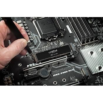 Crucial P5 500GB CT500P5SSD8 3400-3000 MB/s NVMe PCIe M.2 SSD