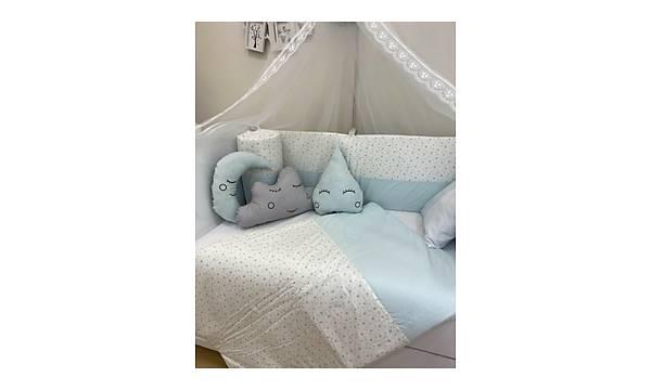 Uranüs 11 Parça Bebek Uyku Seti