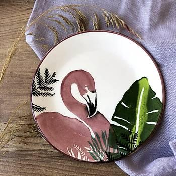 Flamingo 6lý Pasta Tabaðý 19 cm