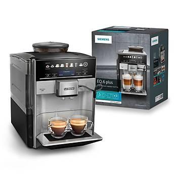 Siemens TE655203RW EQ.6 Tam Otomatik Kahve Makinesi