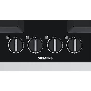 Siemens EP6A6HB20 Wok Gözlü Siyah Cam Ankastre Ocak