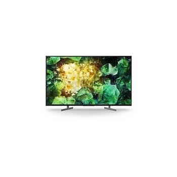 "Sony KD-49XH8196 49"" 124 Ekran Uydu Alýcýlý 4K Ultra HD ANDROID LED TV TV-XH8196"