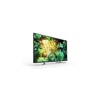 """Sony KD-55XH8196 55"""" 139 Ekran Uydu Alýcýlý 4K Ultra HD ANDROÝD LED TV TV-XH8196"""