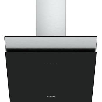 Siemens LC68KAK60T Siyah Duvar Tipi Davlumbaz