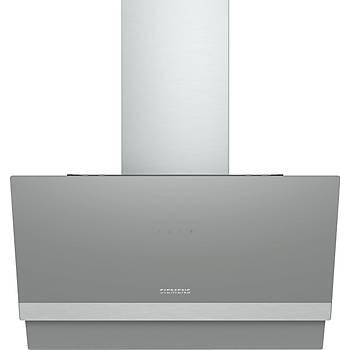 Siemens LC65KAJ70T 60 cm Titanyum Gri Cam Davlumbaz