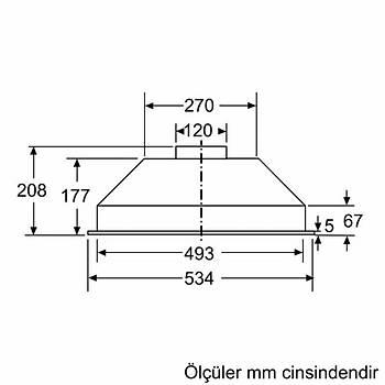 SIEMENS LB53NAA30 GÖMME DAVLUMBAZ