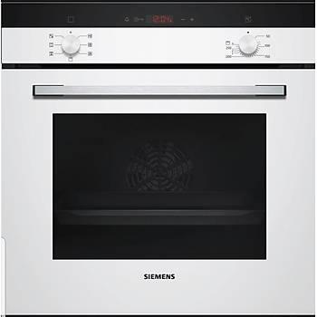 Siemens HB013FBW1T Beyaz Ankastre Fýrýn