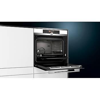 Siemens HB656GHW1 Beyaz Ankastre Fýrýn
