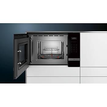 Siemens BE525LMS0 20 lt Siyah Mikro Dalga Fýrýn