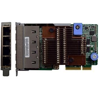 Lenovo 7ZT7A00545 ThinkSystem 4 Port 1GbE RJ45 PCI Express Ethernet Kartý