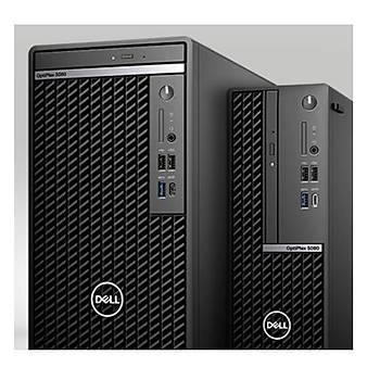 Dell N003O5080SF OptiPlex 5080 SFF CI3 10100 3.6Ghz 8GB 256GB SSD Ubuntu Masaüstü Bilgisayar